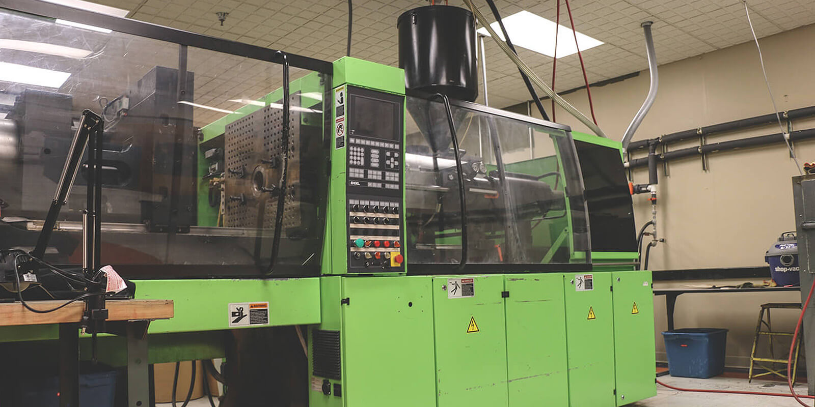 Engel 150 Ton Injection Molding Machine