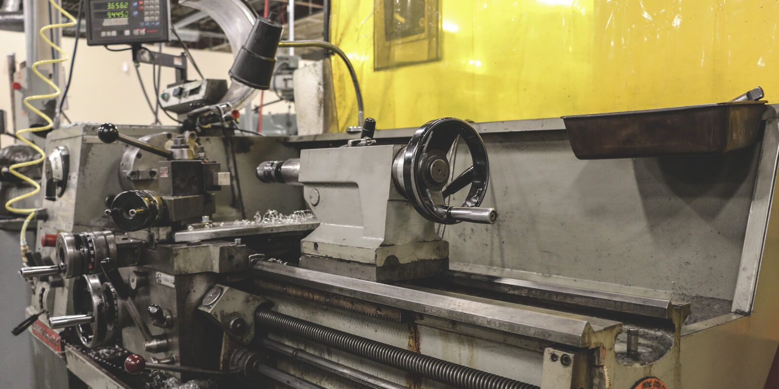 Colchester Engine Lathe | 20