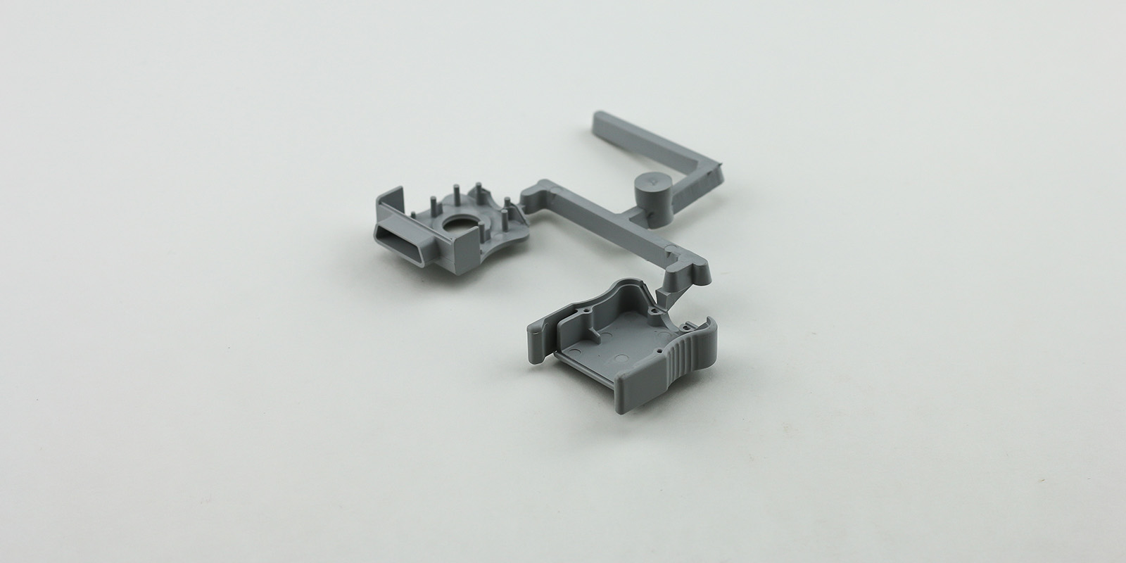 Injection Molded Plastic Assembly